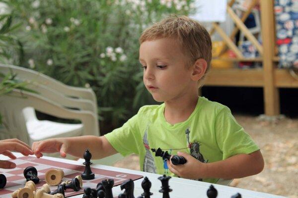 Šachový krúžok.