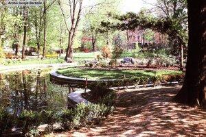 Park v 80. rokoch.