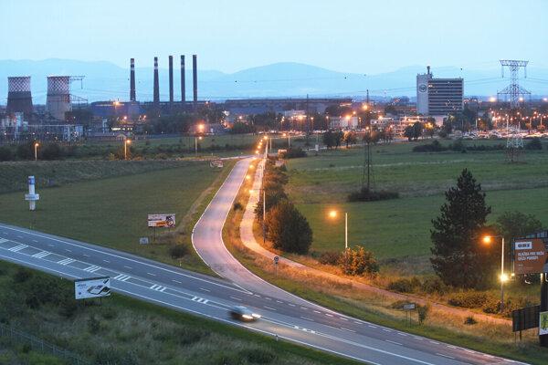 U. S. Steel Košice pokračuje v príprave výstavby novej linky.