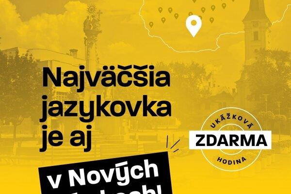 Jazyková škola ZARAZ v Nových Zámkoch sa hrdo pýši tým, že študenti, ktorí začali výučbu Callanovou metódou, si ju natoľko obľúbili, že pokračujú v ďalších leveloch.