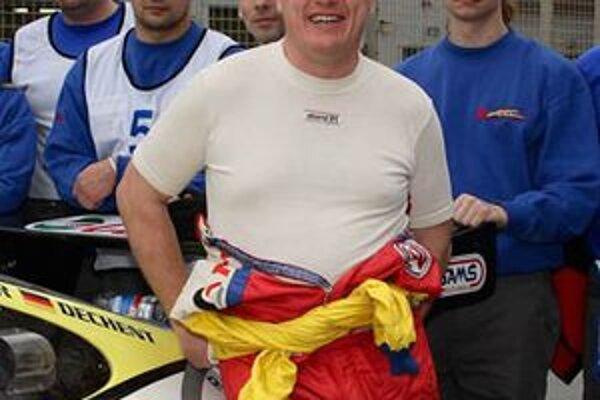 Miro Konôpka štartuje aj v roku 2008 na medzinárodných pretekoch vytrvalostnej série LeMans po celom svete.