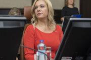 Ministerka vnútra Denisa Saková.