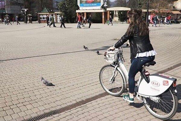 Na viac bicyklov a rozšírenie bikesharingu do ďalších častí Žiliny si budú musieť cyklisti počkať.