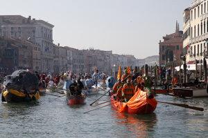 Benátky sú jedným z najsmutnejším príkladov masového turizmu.