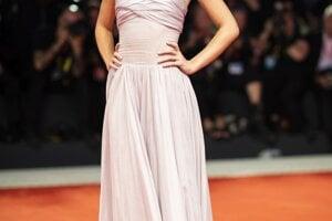 Herečka Lily-Rose Depp.