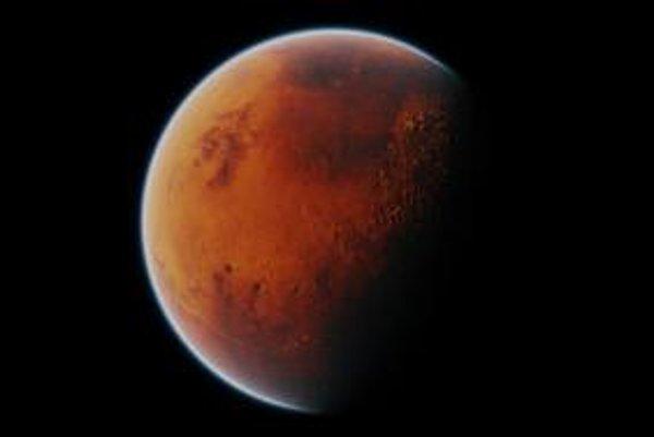Na skutočný let na Mars si počkáme ešte desiatky rokov.