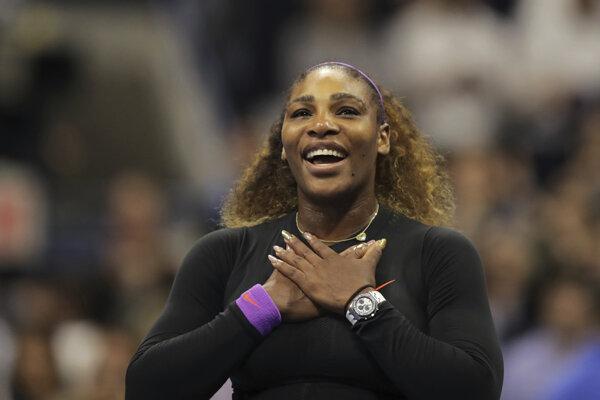 Serena Williamsová si zahrá desiate finále na US Open.