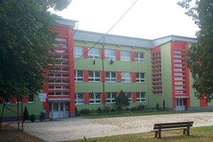 Základná škola v Ruskove.
