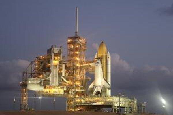 Štart raketoplánu Discovery pôvodne odložili. V stredu by mal letieť k ISS.