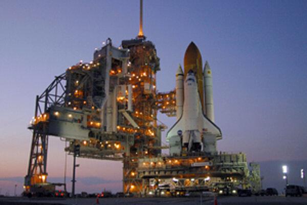 Poletí raketoplán Discovery ešte tento rok?