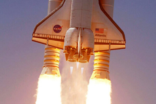 Raketoplán Atlantis vyštartoval na svoju poslednú misiu.
