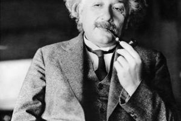 Človek, ktorý za jediný ľudský život spojil svetlo a čas, čas a priestor, energiu a hmotu, hmotu a priestor, priestor a príťažlivosť.