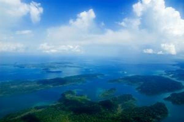 Andamanské ostrovy.