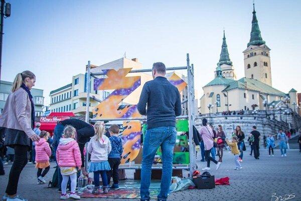 Žilina žije je multižánrový festival.
