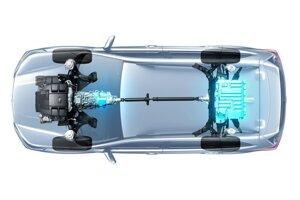 Hybridná technológia v modeloch značky Subaru