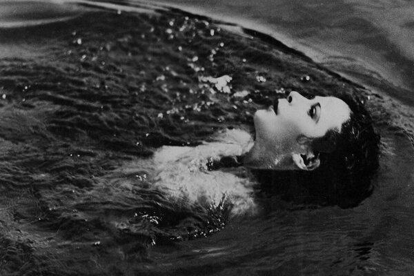 Hedy Lamarr vo filme Gustáva Machatého Extáza.