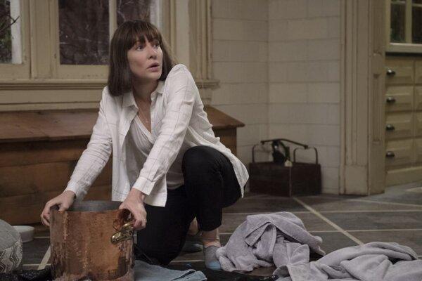 Cate Blanchett vo filme Kam si zblizla, Bernadette.