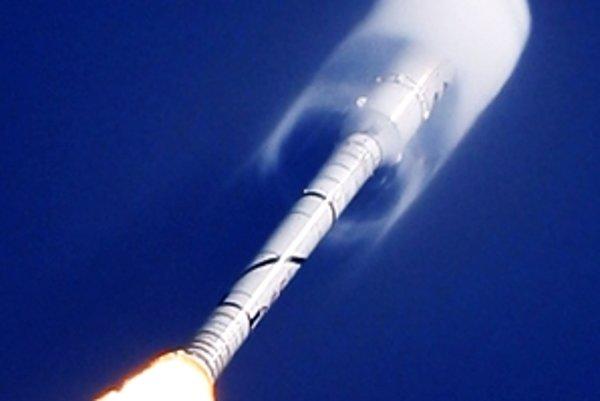 Test rakety Ares 1-X.