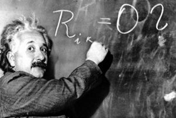 Einsteinov mozog sa nevyznačoval vysokou hustotou neurónov, no mal viac buniek, ktoré neuróny podporujú.
