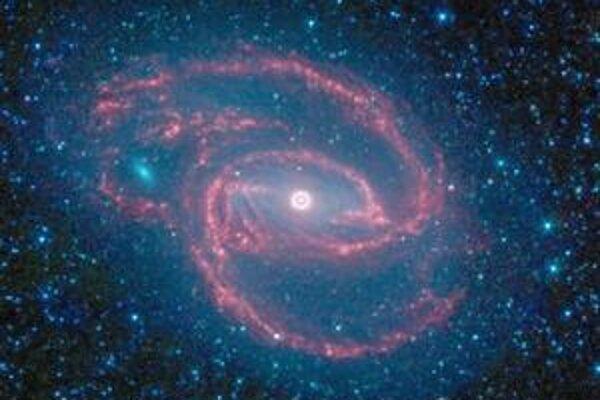 Galaxia NGC–1097.