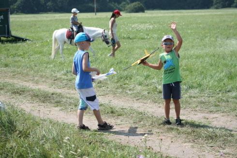deti na leteckom dni