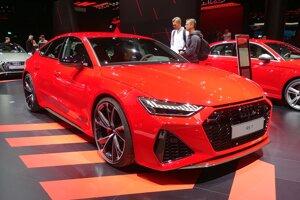 Autosalón Frankfurt 2019 - Audi RS7