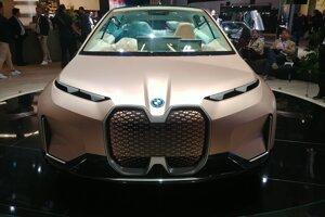 Autosalón Frankfurt 2019 BMW Vision iNext