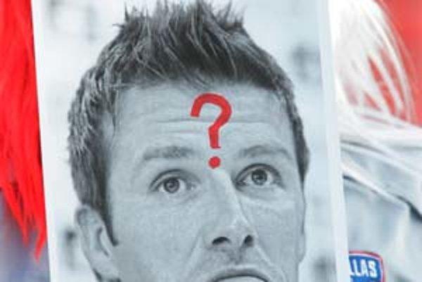 David Beckham má šťastie, že nežije v druhohorách. Neutiekol by ani najpomalšiemu mäsožravému dinosaurovi.