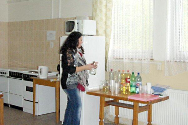 Upravia aj kuchynku v Milochove