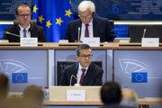 Eurokomisár pre výskum, vedu a inovácie Carlos Moedas.