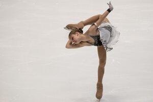Alexandra Trusovová.