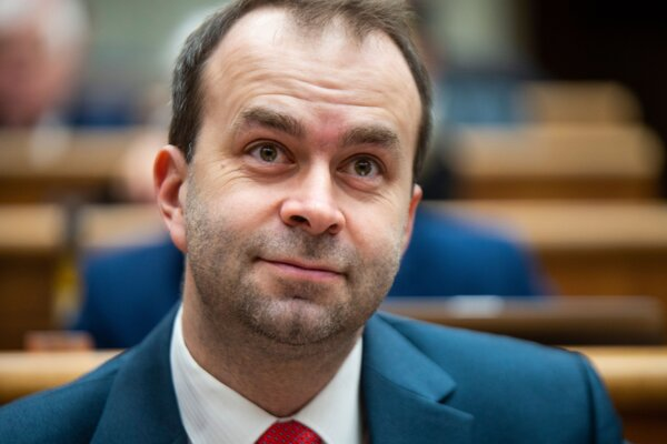 Ján Podmanický zo Smeru.