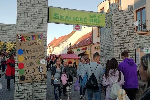 Skalické dni opäť prilákali tisícky návštevníkov.