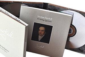 CD s nahrávkou zachovaného diela Mikuláša Zmeškala vydalo štúdio PAVLÍK rekords.