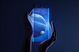 Obrazovka Mi Mix Alpha bude pokrývať takmer celé telo mobilu.