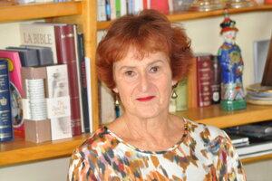 Rodená Košičanka Eva Schwebel žije roky vo Francúzsku. Košice navštevuje pravidelne.