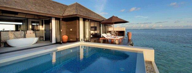 5* Lily Beach Resort & Spa Huvahendhoo