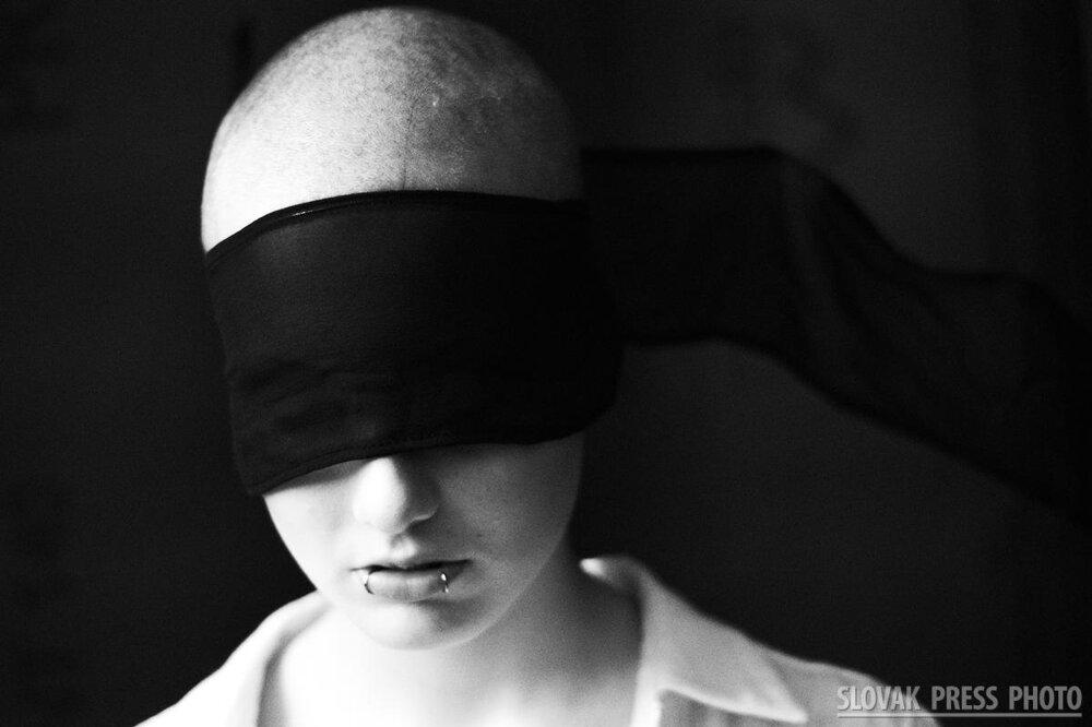 Víťazná fotografia kategórie Svet umenia a kultúry - Michal Babinčák
