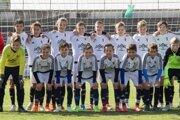 Topoľčany U13 sa v II. lige mladších žiakov usadili na prvom mieste.