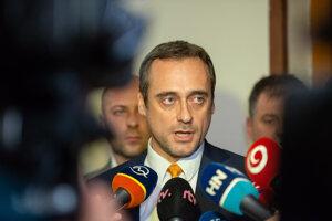 Člen republikovej rady SaS Jozef Rajtár.