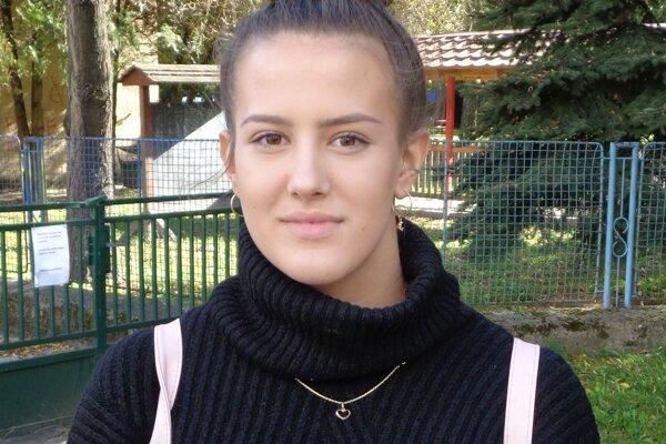 Patrícia Slížová.