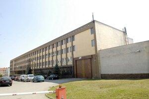 Incident sa stal vo väznici na Floriánskej ulici v Košiciach.