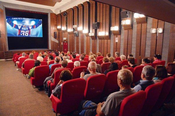 Foto popis| Klasické kiná majú jedinečnú atmosféru.Foto autor| FOTO: