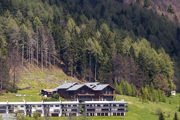 Apartmán na Donovaloch vedľa Jána Počiatka daroval Ladislav Bašternák tiež rodine.