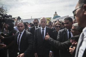 Novým tuniským prezidentom zrejme bude Kajs Saíd.