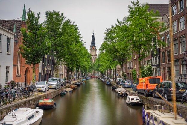 Kanál Groenburgwal