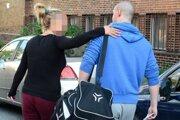 Mama so synom Filipom. Prepustenie na slobodu v septembri 2015 bolo vtedy akýmsi darčekom k jeho narodeninám.