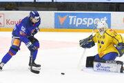 Súboje medzi Slovenskom a Švédskom ponúkli vždy atraktívny hokej.