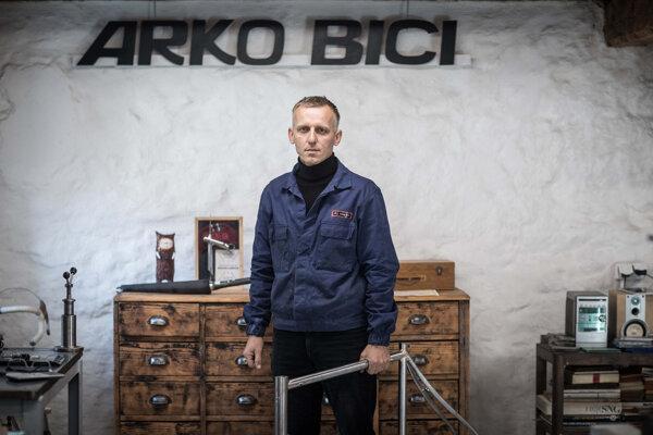 Marek Parajka - Arko Bici