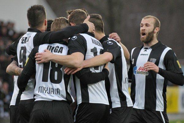 Myjavčania strelili Banskej Bystrici tri góly.
